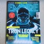 Empire Magazine August 2010 issue 254 Tron Legacy